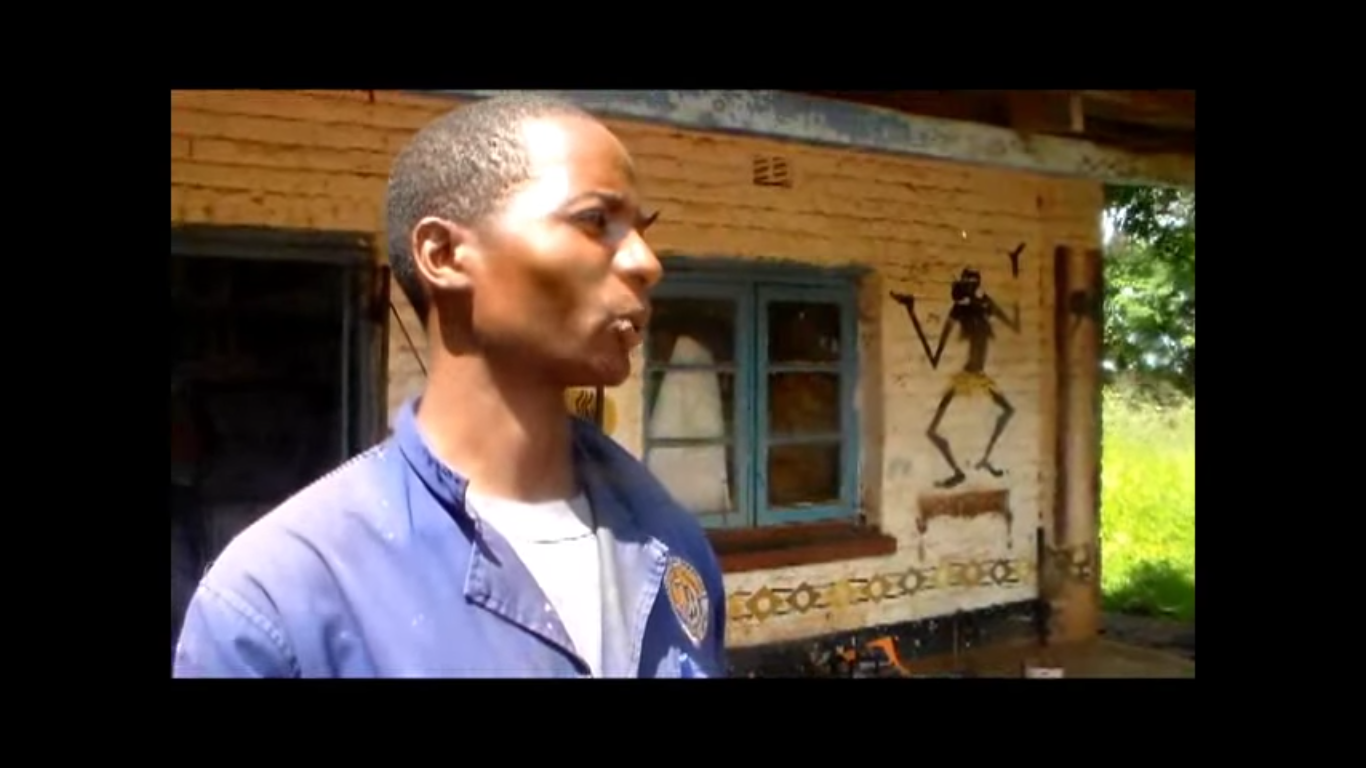 Muvi TV Report on ROCS' Supports to Art in Mbala